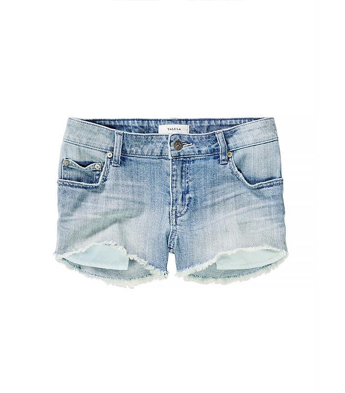 da56cfaa05 Your Ultimate Denim Shorts Guide | Who What Wear