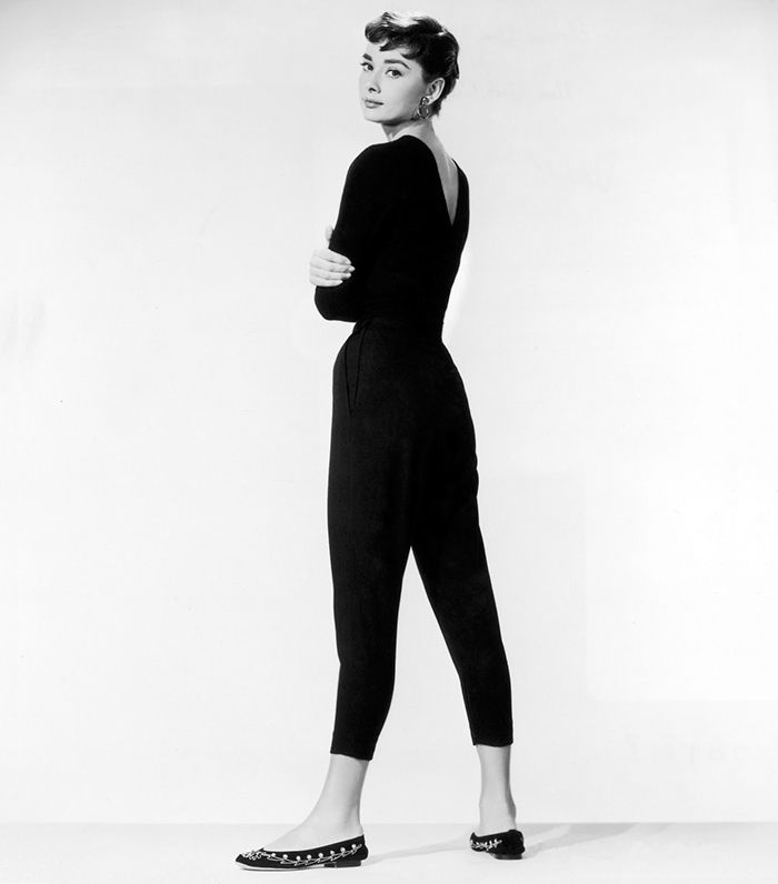 12 Pieces for an Audrey Hepburn–Inspired Wardrobe  4f412d39a