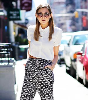 Meet Summer's Most Wearable Trend- The Boxy Top