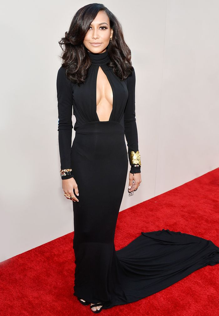 The Most Naked Red Carpet Looks Of All Time Who What Wear