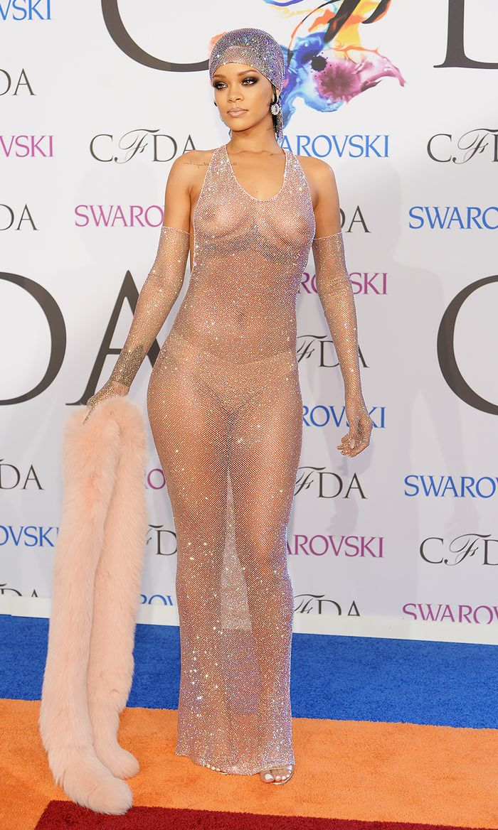 The Most Naked Red Carpet Looks of All Time | Who What Wear