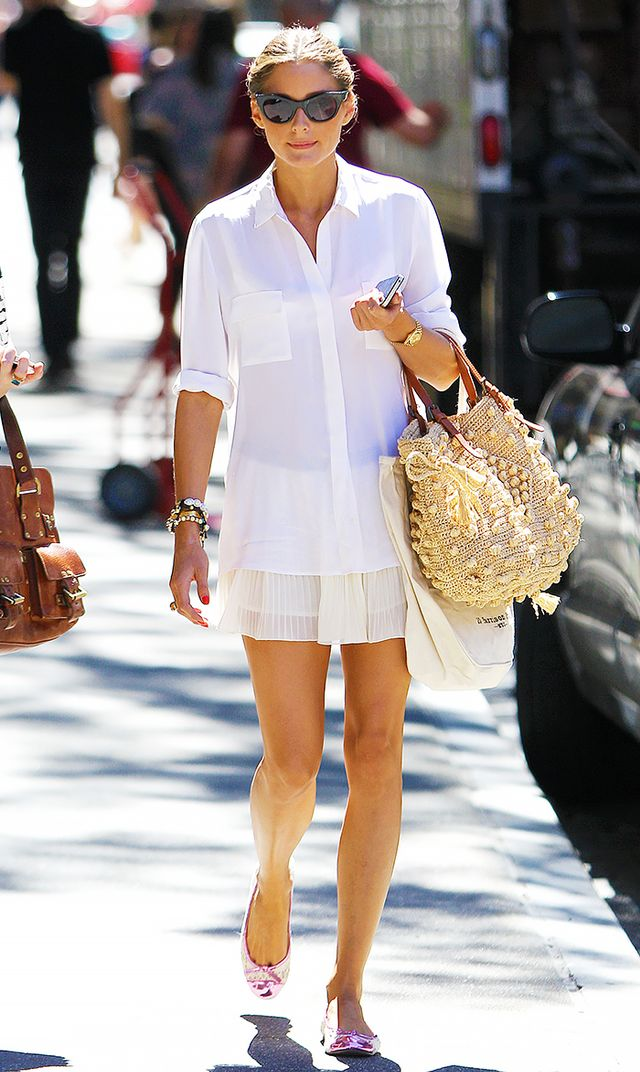 5. All-White Perfection