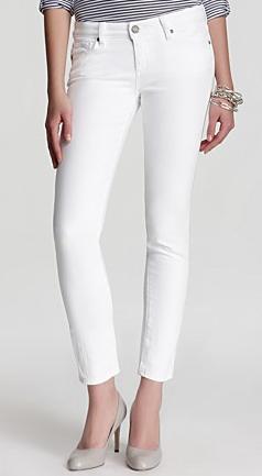 Paige Denim Jeans Skyline Ankle Peg Jeans