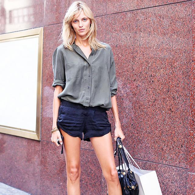 9 Summer Basics For Instant Model-Off-Duty Style