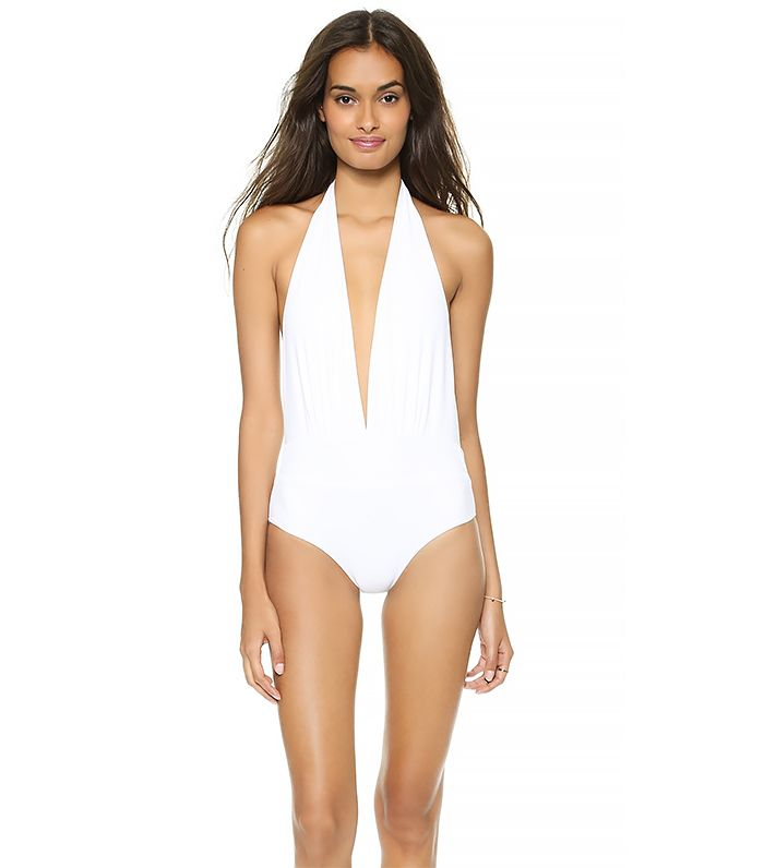 e158393b14 The 11 Best White Swimsuits To Shop This Season | Who What Wear