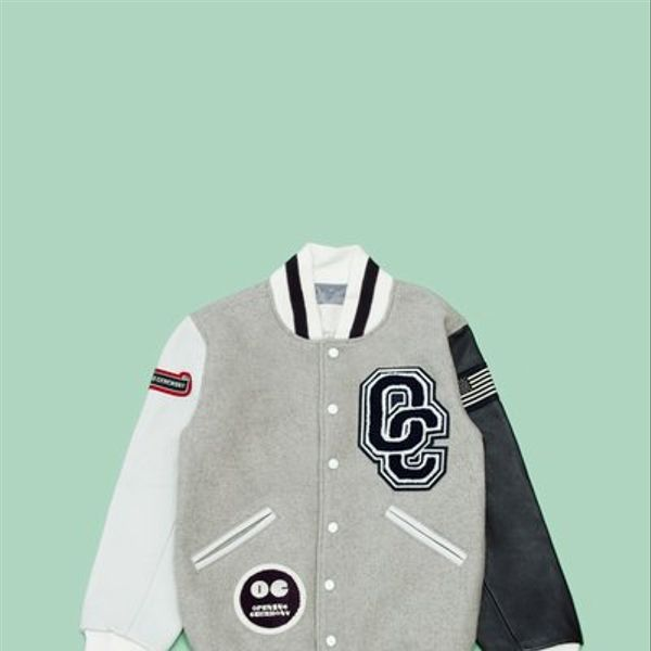 Opening Ceremony OC Varsity Patch Jacket