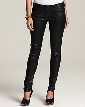 AG Adriano Goldschmied  Coated Legging Pants