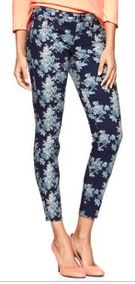 Gap Gap 1969 Printed Legging Pants