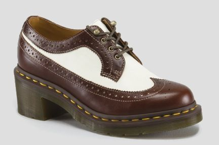 Dr. Martens  Dr. Martens Shannon Brogue Shoes