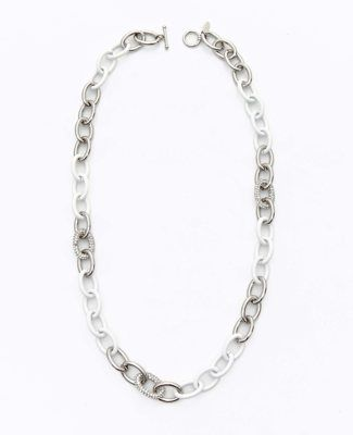 Ann Taylor  Luxe Links Necklace