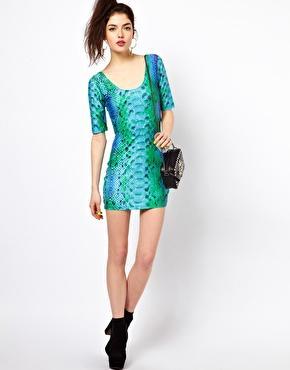 ASOS Bambam Body-Conscious Dress