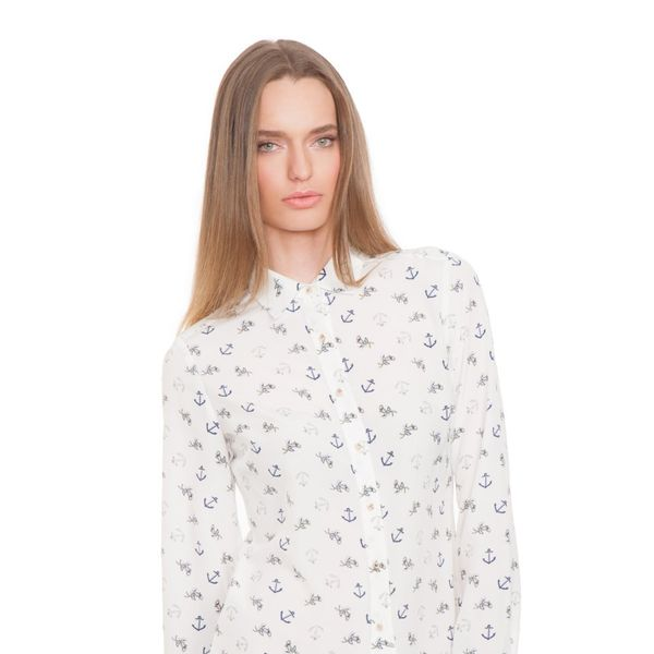 Guess by Marciano Anchor Blouse