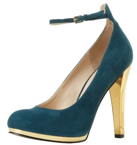 Nine West  Dontcha Platform Pump