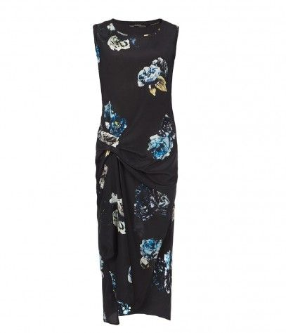 AllSaints  Peony Riviera Dress