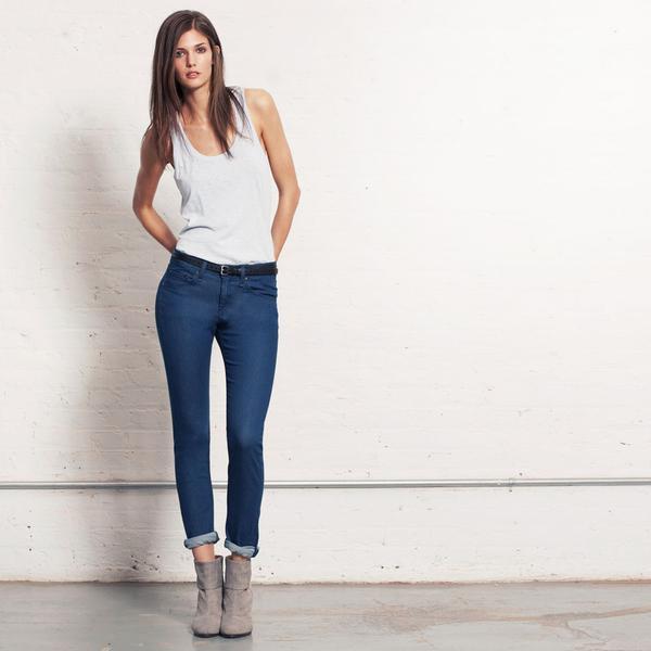 Rag & Bone Skye High Rise Skinny Jeans
