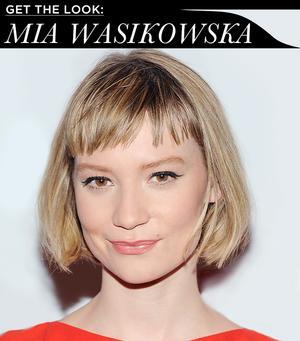Get The Look: Mia Wasikowska