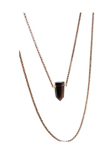 Jo Jo Bullet Necklace