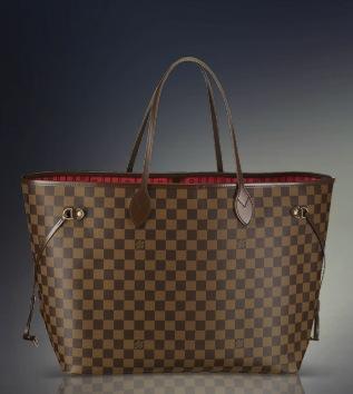 Louis Vuitton Louis Vuitton Neverfull Cruise Bag