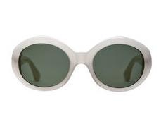 Dries van Noten x Linda Farrow Point-Top Sunglasses