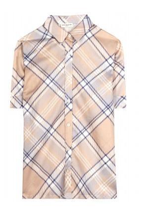 Dries van Noten Crisbell Plaid Shirt