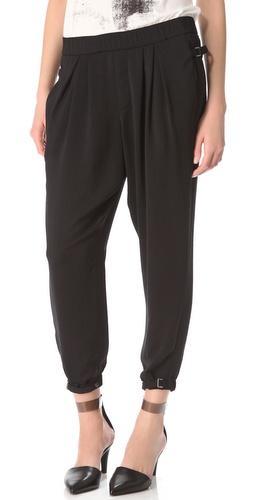 Helmut Lang Solar Drape Pants