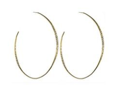 Alexis Bittar Alexis Bittar Miss Havisham Hoop Earrings