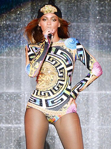 """Beyoncé's Best Designer Outfits From Her """"On The Run"""" Tour Debut"""