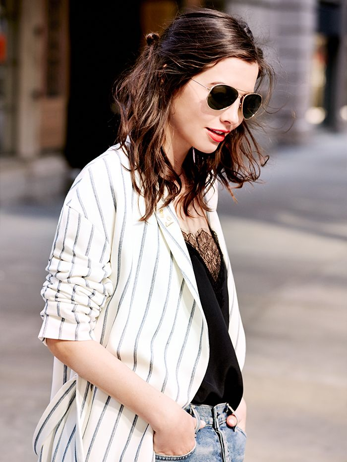 7 Steps To Mastering Cool Girl Style Who What Wear