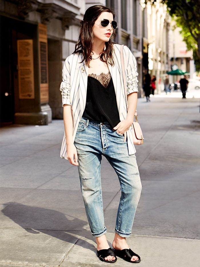 7 Steps To Mastering Cool-Girl Style | Who What Wear