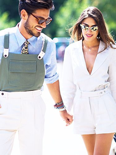 11 Super-Steamy Looks Perfect For Date Night