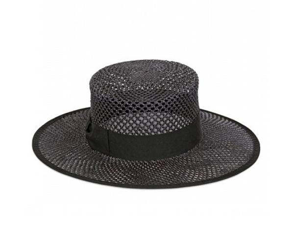 Superduper Picnic Straw Hat