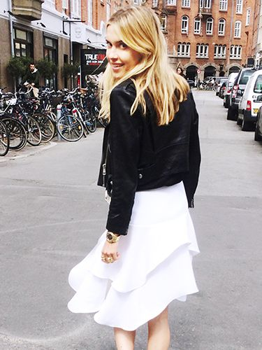 8 Questions With The Ultra-Chic Blogger Behind Look De Pernille