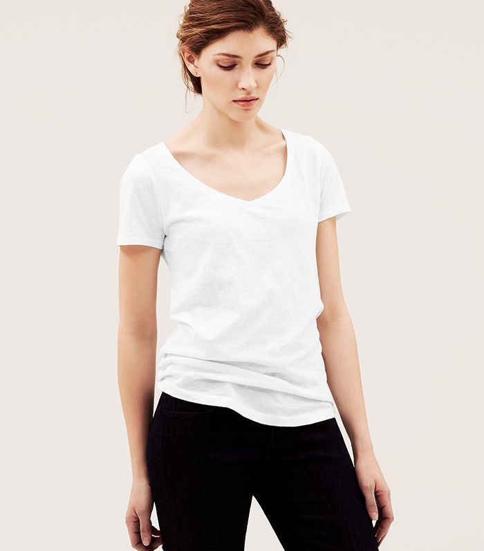 The 5 Best White T Shirts To Wear With Everything Who