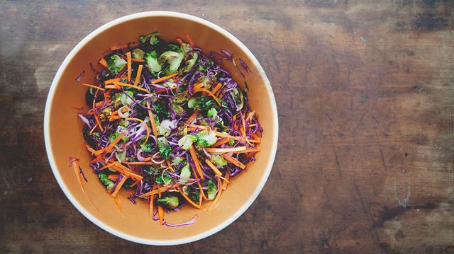 Recipe of the Week: Crispy Salad
