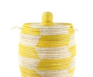 Handmade Fair Trade Woven African Hamper