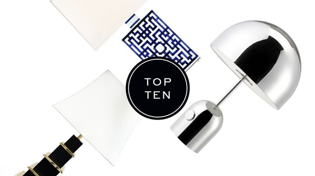 Top 10: Table Lamps