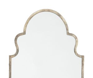 Antiqued Moroccan Mirror