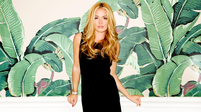 My Favourite Space: Cat Deeley