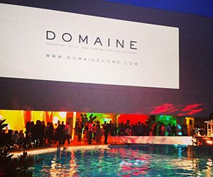 Domaine Celebrates