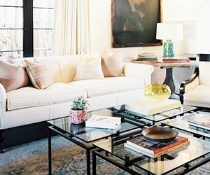 Ask Estee: Sizing Up <br>Your Coffee Table<br/>