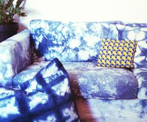 You Need This: Tie-Dyed Sofa