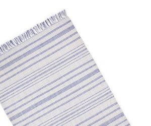 Striped-Design Placemat