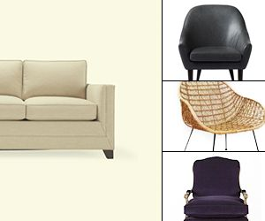 Match Game: <br>One Sofa, Three Ways<br/>