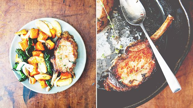 Recipe of the Week: Pork Chops
