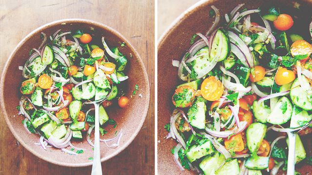 Recipe of the Week: Fattoush Salad