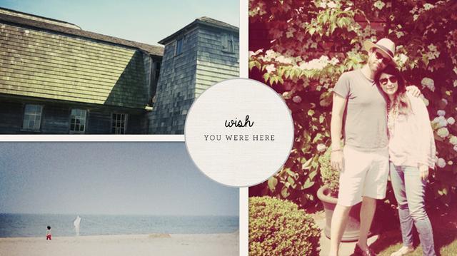Estee Stanley's Hamptons Diary