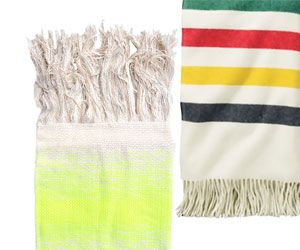 Top 10: Cosy Throws
