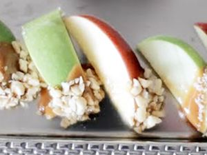 Video Recipe: Caramel Apple, 3 Ways