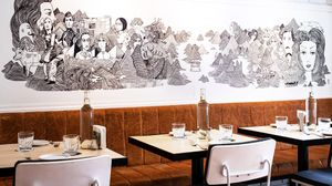 Restaurant to Room: Mexico City's Malam