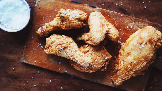 Recipe of the Week: Fried Chicken Two Ways